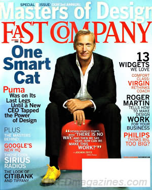 Fast Company October 2006