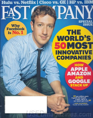 Fast Company March 2010