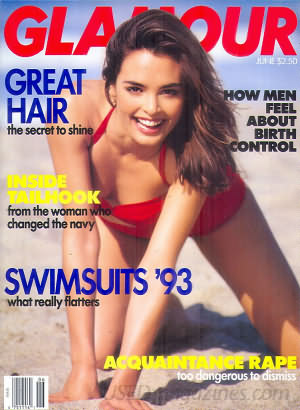Glamour June 1993