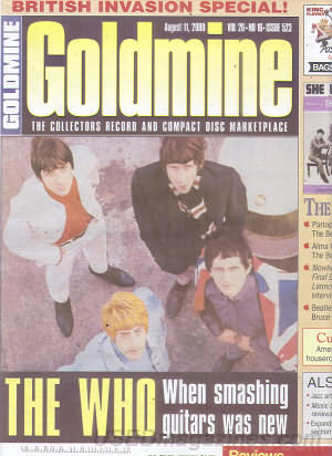 Goldmine August 11, 2000