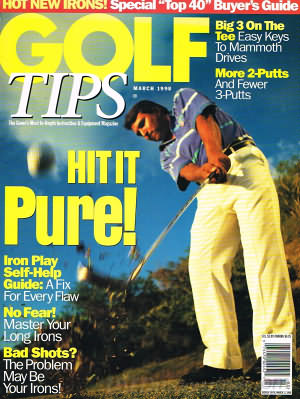 Golf Tips March 1998