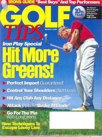 Golf Tips March 1999