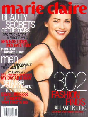 Marie Claire October 1998