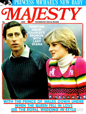 Majesty June 1981