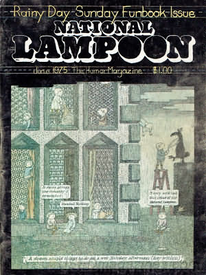 National Lampoon June 1975
