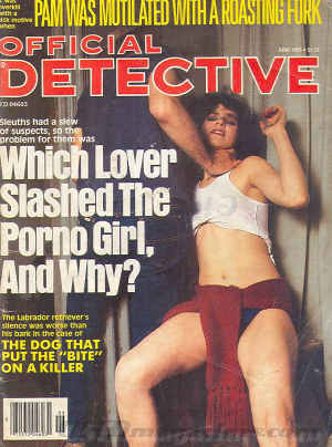 Official Detective June 1983