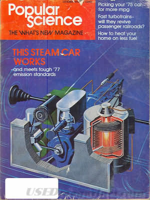 Popular Science October 1974