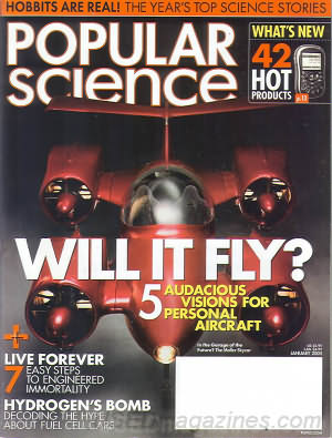 Popular Science January 2005