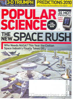 Popular Science January 2010