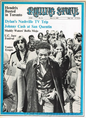 Rolling Stone May 31, 1969 -- Issue 34