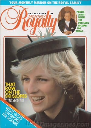 Royalty March 1983