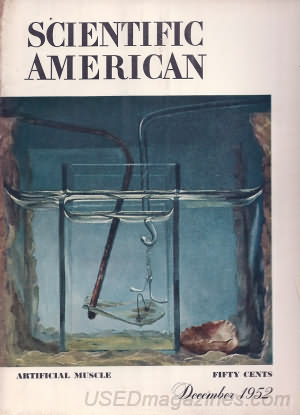 Scientific American December 1952