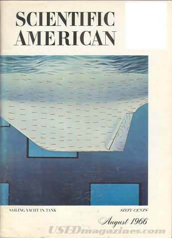 Scientific American August 1966