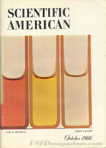 Scientific American October 1966
