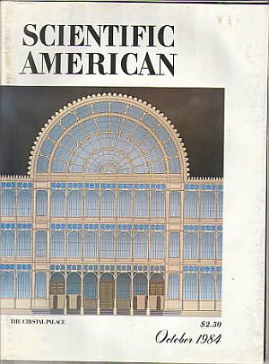 Scientific American October 1984