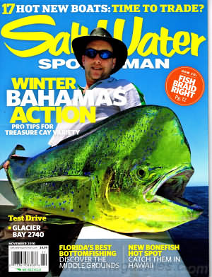 Salt Water Sportsman November 2010
