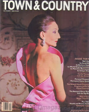 Town & Country October 1983
