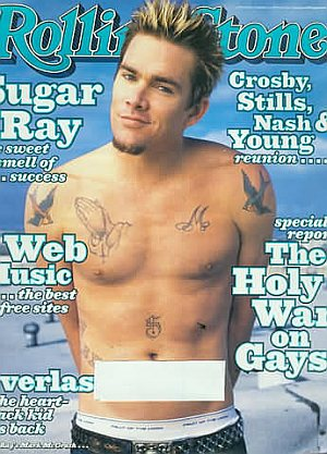 Rolling Stone March 18, 1999 -- Issue 808